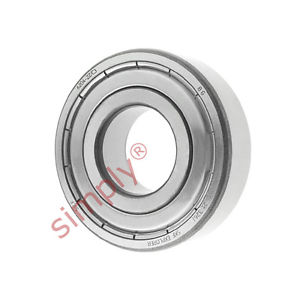 high temperature SKF 62042ZC3 Metal Shielded Deep Groove Ball Bearing 20x47x14mm