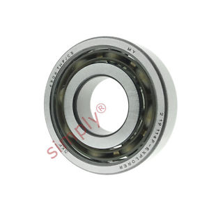 high temperature SKF 6306TN9C3 Open Deep Groove Ball Bearing with Fibre Cage 30x72x19mm