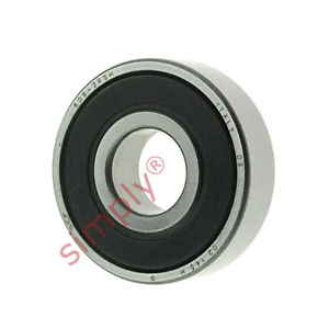 high temperature SKF 6092RSH Rubber Sealed Deep Groove Ball Bearing 9x24x7mm
