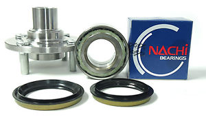 high temperature Nachi Japanese OEM Wheel bearing w/ FRONT Hub 871-81003 for Sentra & NX