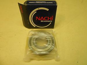 high temperature Nachi Radial Ball Bearing , 6203ZZE