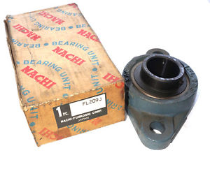 high temperature  NACHI  FL209J PILLOW BLOCK BEARING