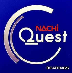 high temperature (2) 6204-2NSE C3 Nachi Bearing Electric Motor Quality 20mm x 47mm x 14mm  2RS