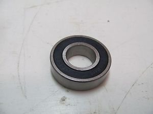 high temperature NACHI 6002NKE RUBBER SEAL BALL BEARING