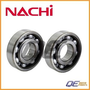high temperature 2 Rear Inner Wheel Bearings Nachi 43215A0100 Fits: Infiniti Mitsubishi Nissan