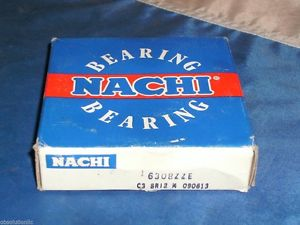 high temperature NACHI 6308-ZZE C3 SHIELDED DEEP GROOVE BALL BEARING 6308ZZE