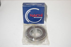 high temperature NIB Nachi 6308NSE C3 40mm ID, 90mm OD Deep Groove Single Row Ball Bearing