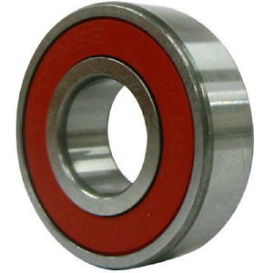 high temperature Nachi Ball Bearing 6201-2NSE 12x32x10mm 6200 series 2NSE Sealed (Made in Japan)