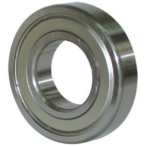 high temperature Nachi Ball Bearing 6305ZZE 25x62x17mm 6300 series ZZ (Made in Japan)