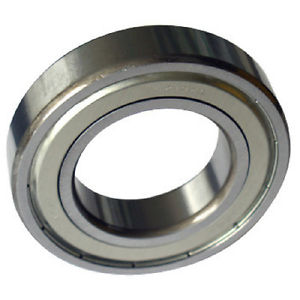 high temperature Nachi Ball Bearing 6206ZZE 30x62x16mm 6200 series ZZ (Made in Japan)