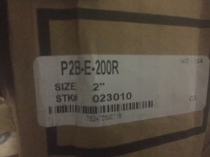 "high temperature Dodge P2B-E-200R Pillow Block Housed Unit Bearing 2"" Bore 023010 ()"