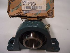 "high temperature Dodge P2B-SC-111 1-11/16"" Pillow Block Bearing P2BSC111 """""