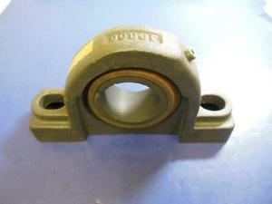 """high temperature DODGE SOLIDLUBE PILLOW BEARING P2B-LT-7102, 2"""" Shaft Size"""