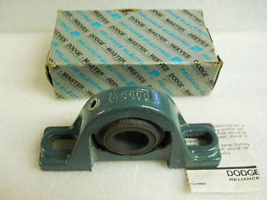 "high temperature DODGE P2BLT7100 PILLOW BLOCK BEARING 1"" BORE 033670  CONDITION IN BOX"