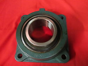 "high temperature Dodge 124084 Flange Unit with SCM 3 7/16"" bearing Insert, 8 1/2"" flange"
