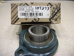 "high temperature Dodge 124648 1-3/16"" 2 Bolt Flange"