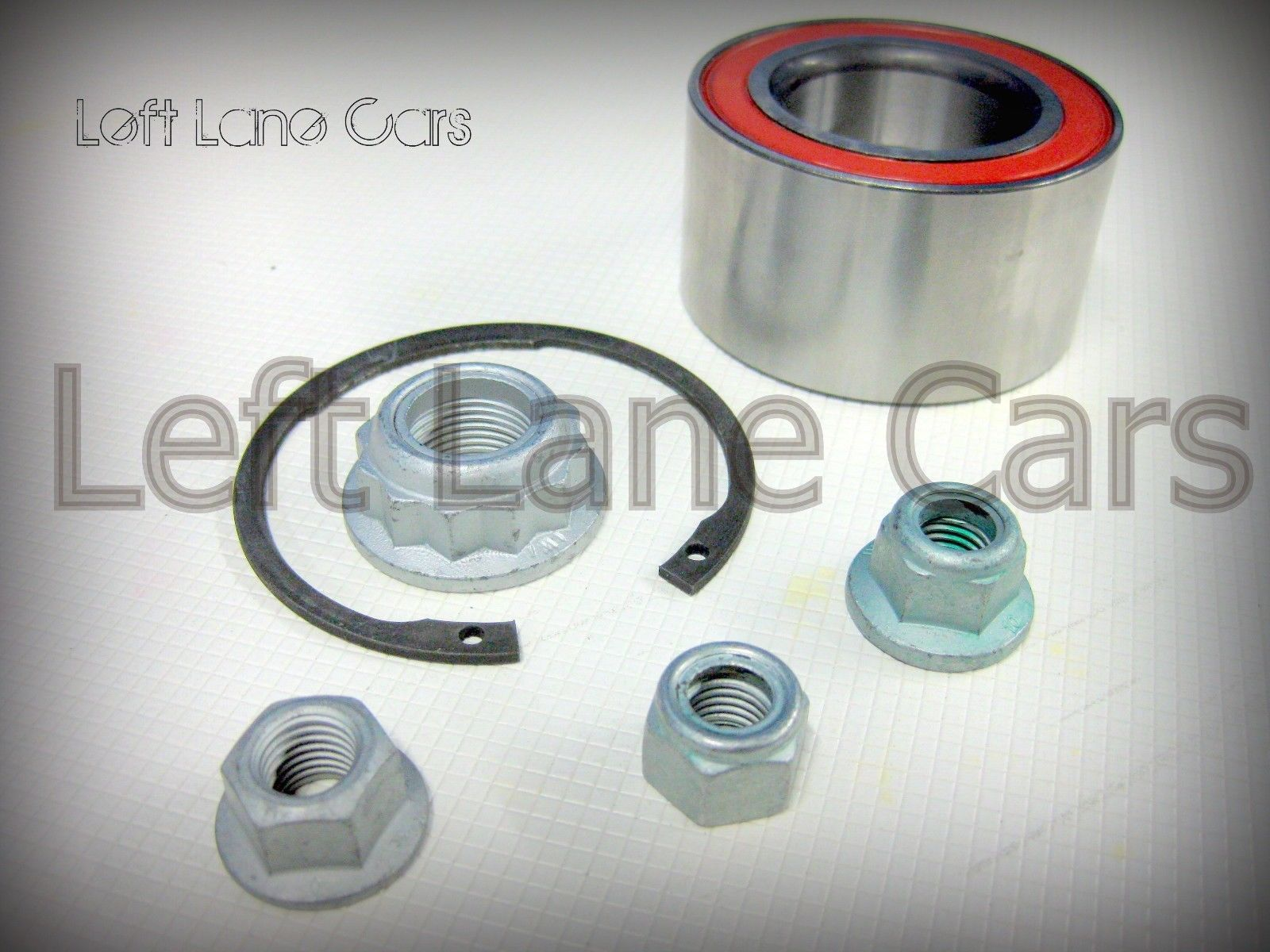 high temperature *PAIR OEM FAG FRONT Wheel Bearing Kit VW Volkswagen Mk4 Golf GTI Jetta Beetle A4