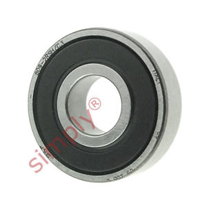 high temperature SKF 6092RSHC3 Rubber Sealed Deep Groove Ball Bearing 9x24x7mm