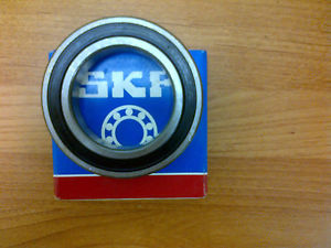 high temperature SKF 6009-2RS1 Deep Grooved Ball Bearing Sealed