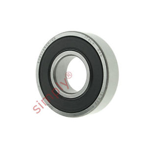 high temperature SKF 60012RSHC3 Rubber Sealed Deep Groove Ball Bearing 12x28x8mm