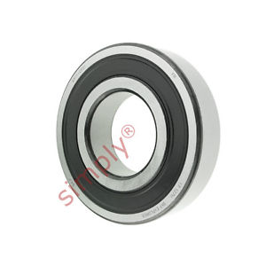 high temperature SKF 63112RS1 Rubber Sealed Deep Groove Ball Bearing 55x120x29mm