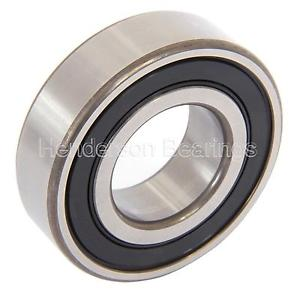 high temperature 6204-2RSC2 SKF C2 Clearance Sealed Ball Bearing 20x47x14mm
