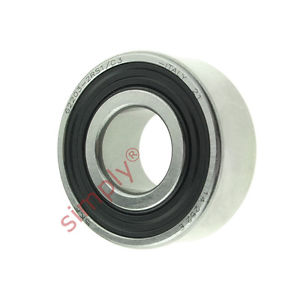 high temperature SKF 622032RS1C3 Rubber Sealed Deep Groove Ball Bearing 17x40x16mm