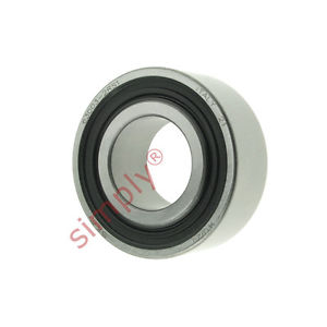 high temperature SKF 630032RS1 Rubber Sealed Deep Groove Ball Bearing 17x35x14mm