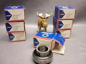 high temperature SKF Bearing YAR205-2F Ball Bearing Insert Lot of 7