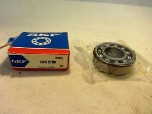high temperature  IN BOX SKF 1203-ETN9 SELF ALIGNING BALL BEARING