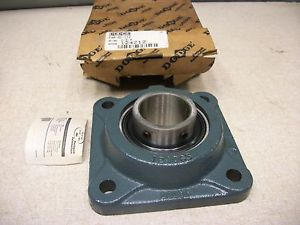 high temperature Dodge  124212 4 Bolt Flange Bearing F4B-SC-112 1-3/4""