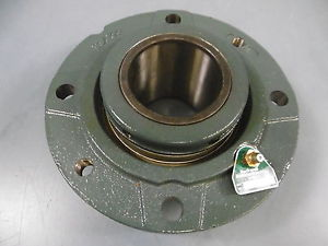 "high temperature 1 New Dodge 070654 Flange Bearing 4 Bolt 2 7/16"" Dia Shaft"