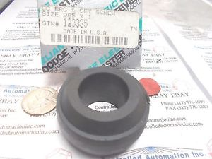 high temperature Dodge 123335 Bearing/Bearings Set Screw Size 205 x 1
