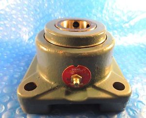 "high temperature Dodge F4BE108R Type E, 1-1/2"" Bore, Stock# 023097, 4-Bolt Cast Iron Flange NIB"