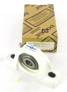 "high temperature DODGE P2B-SCEZ-010L-P 064571 5/8"" Bore 2 Bolt Pillow Block Bearing Unit USA 1K"