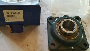 high temperature  DODGE 124064 sc 1 1/2 208 4 BOLT FLANGE BEARING  IN FACTORY lot a5