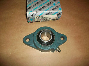 high temperature Dodge / Reliance Flange Mount Bearing   F2B-8C-100     IN BOX
