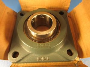 "high temperature Dodge 126192, F4BSCM200, 4 Bolt Flange Unit, I=SCM2, H=124067, 2"" Shaft,USA Made"