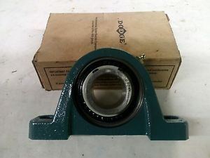 "high temperature Dodge 123812  P2B-SC-106 Pillow Block Bearing, 1 3/8"" Bore, Cast Iron, New"