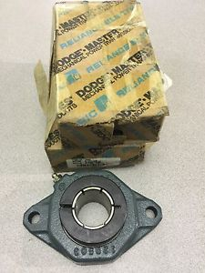high temperature  IN BOX DODGE F2BDL107 2-BOLT FLANGE BEARING F2B-DL-107 128766