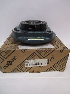 "high temperature  DODGE FLANGE BEARING W/COLLAR FC-DLM-115 1-15/16"" ID 128861"