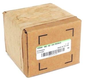 """high temperature FACTORY SEALED DODGE 123349 2-1/4"""" BEARING INSERT INS-SC-204"""