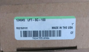 "high temperature DODGE 124645 LFT-SC-100 FLANGE MOUNT BALL BEARING 1""BORE DIA FIXED"
