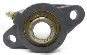 "high temperature DODGE FLANGE BEARING 203-SC, 5/8"" BORE, 2 BOLT HOLE"