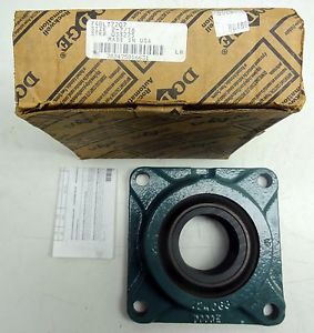 high temperature DODGE F4BLT7207 4-BOLT FLANGE BEARING 2-7/16 BORE F4BLT7207 033275 * IN BOX*