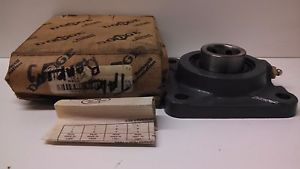 "high temperature  OLD STOCK! DODGE 4-BOLT 1-1/8"" FLANGE BEARING 124204"