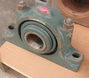 high temperature Dodge Reliance NON-EXP  060167  Double Interlock  Pillow Block Bearing  2-11/16""