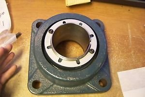 high temperature NIB Bearing: Dodge bearing EF4B-IP-300RE, 4-bolt flange
