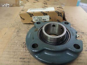 "high temperature Dodge Four Bolt Flange Cartridge Bearing FC-SC-115 FCSC115 1-15/16"" ID New"