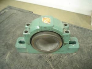 "high temperature Dodge 033490 4"" bore dia pillow block plain sleeve bearing  – 60 day warranty"